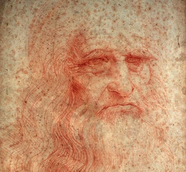 Un disegno di Leonardo minaccia ancora il Salvator Mundi