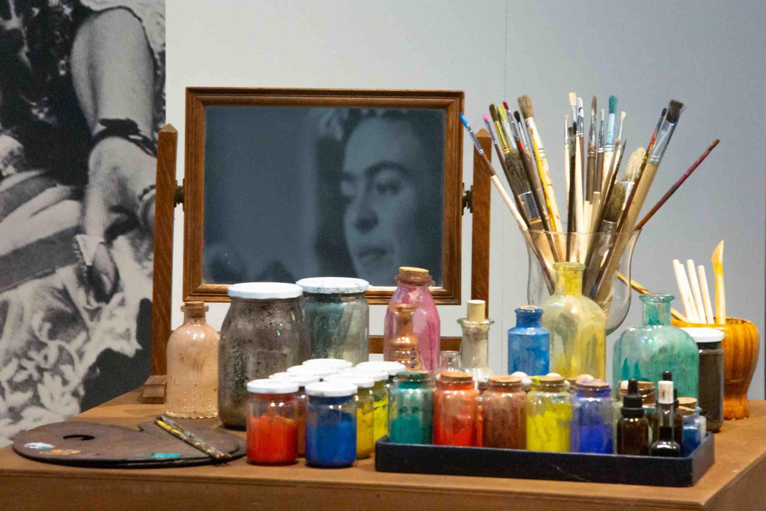Frida Kahlo, ll Caos Dentro: un'esposizione multisensoriale alla Fabbrica del Vapore di Milano
