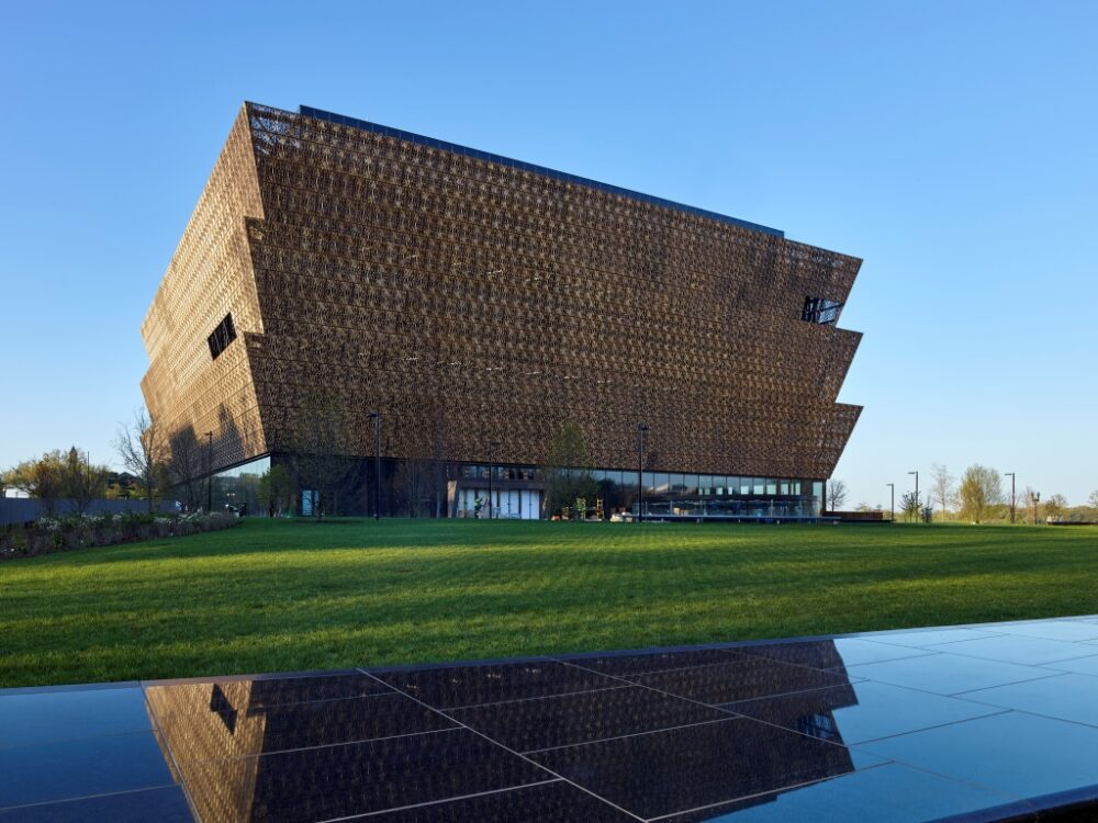 National Museum of African American History and Culture NMAAHC © Alan Karchmer
