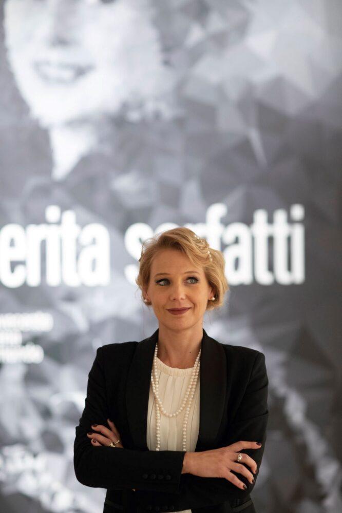 Ritratto Daniela Ferrari Ph Jacopo Salvi