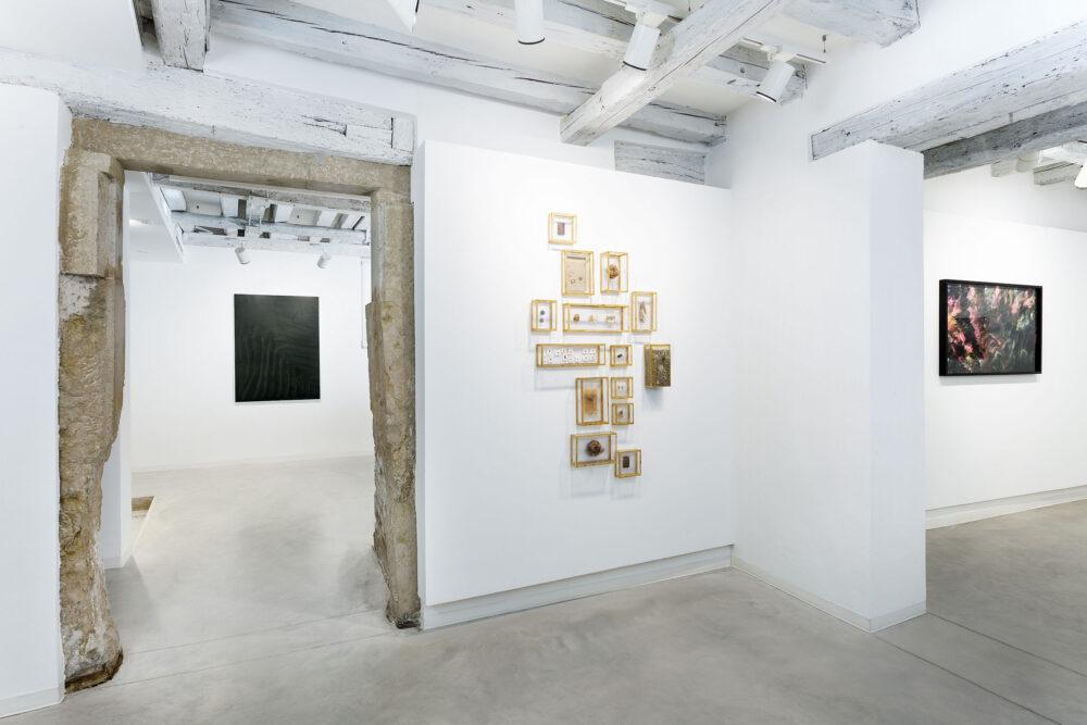 Oltrenatura, installation view, room 2-3