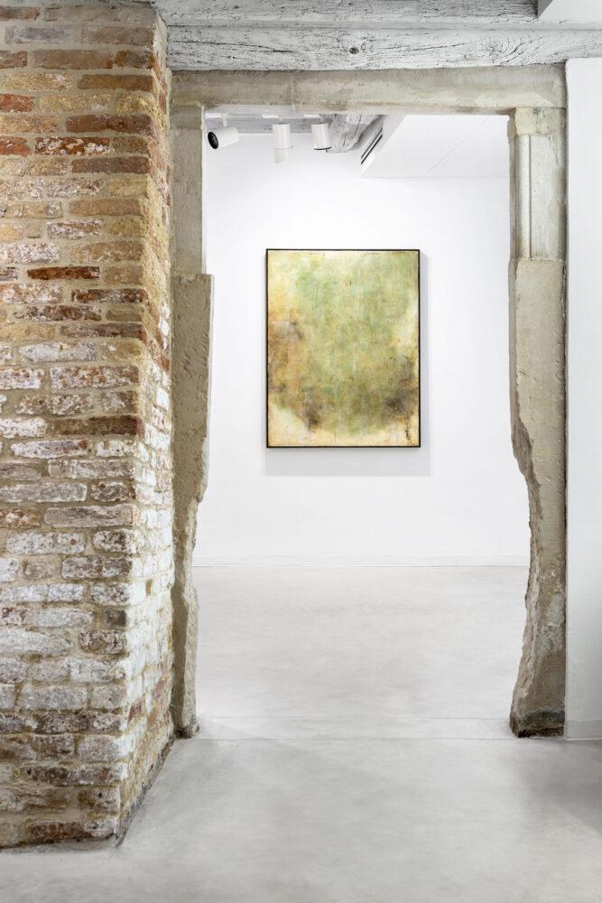 Oltrenatura, installation view, room 2