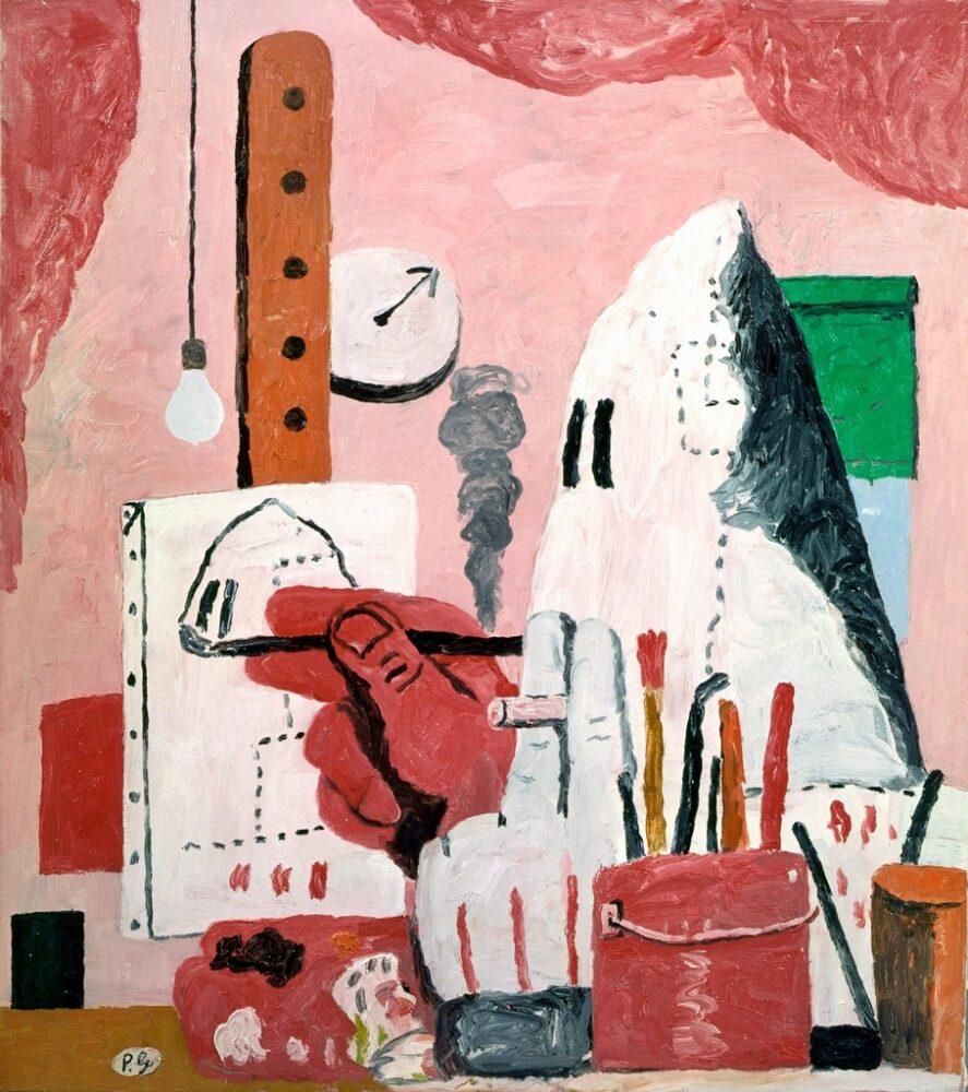 Philip Guston, The Studio, 1969, collezione privata