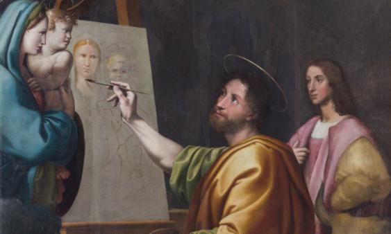 Cinquecento anni senza Raffaello: l'accademia di San Luca lo celebra nella mostra di Roma