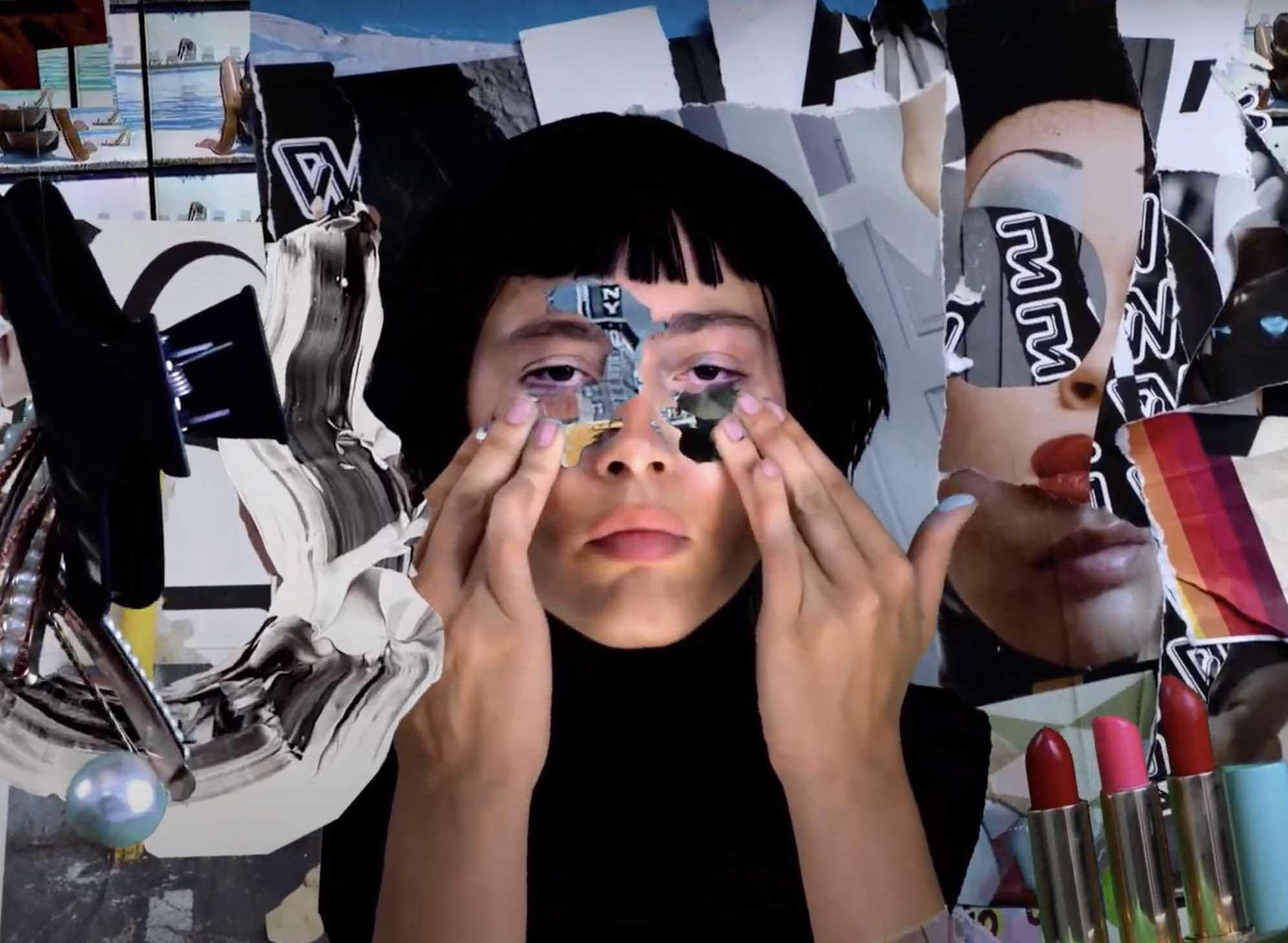 Loop infinito: il lockdown in un collage digitale di Quentin Jones