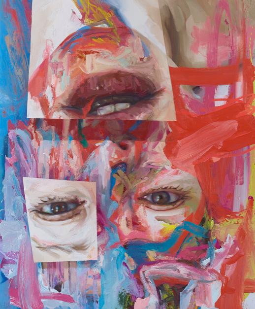 Jenny Saville Gagosian New York 2020 Virtual, 2020