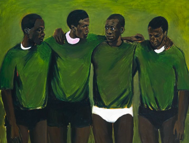 Lynette Yiadom-Boakye Tate Britain 2020 Complication, 2013. Courtesy Pinault Collection