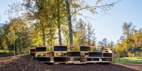 Stefano Boeri - Tree-Room - Arte Sella 2020 - Ph Giacomo Bianchi Copyright Arte Sella