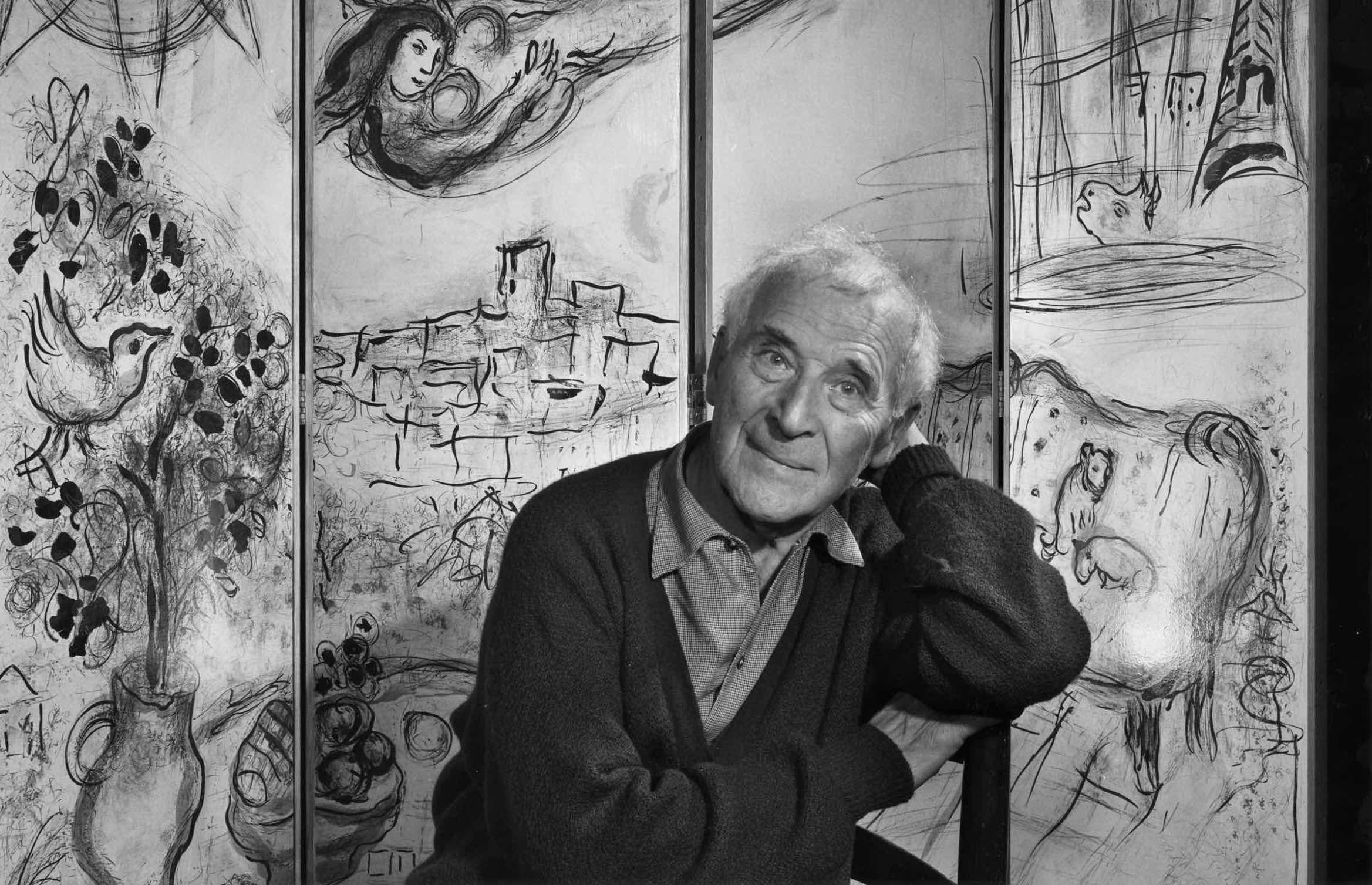 A cavallo tra due mondi: un documentario racconta vita e arte di Marc Chagall