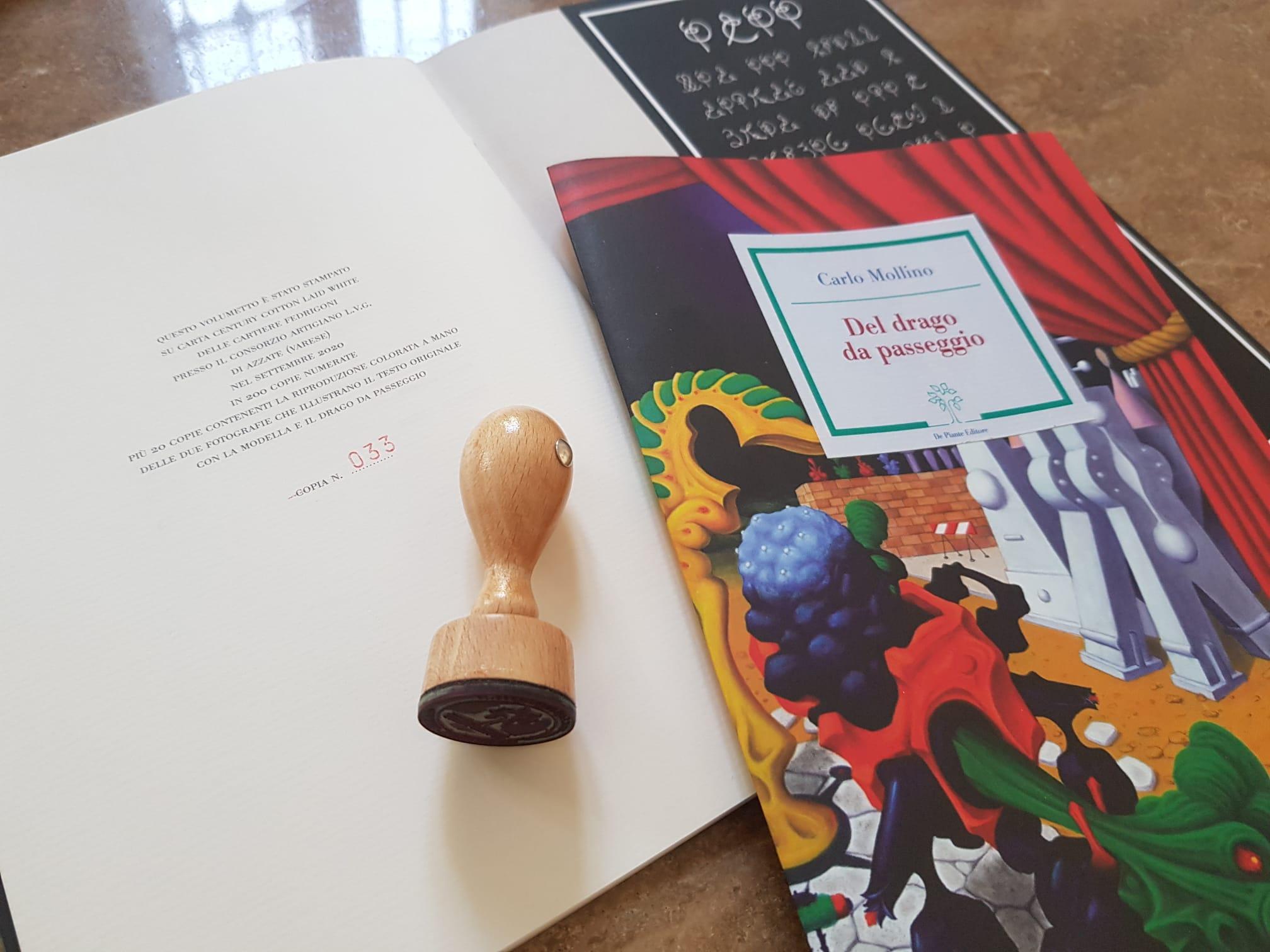 Il magico draghetto da passeggio di Carlo Mollino e un Piero Manzoni economista, due nuovi libri firmati De Piante