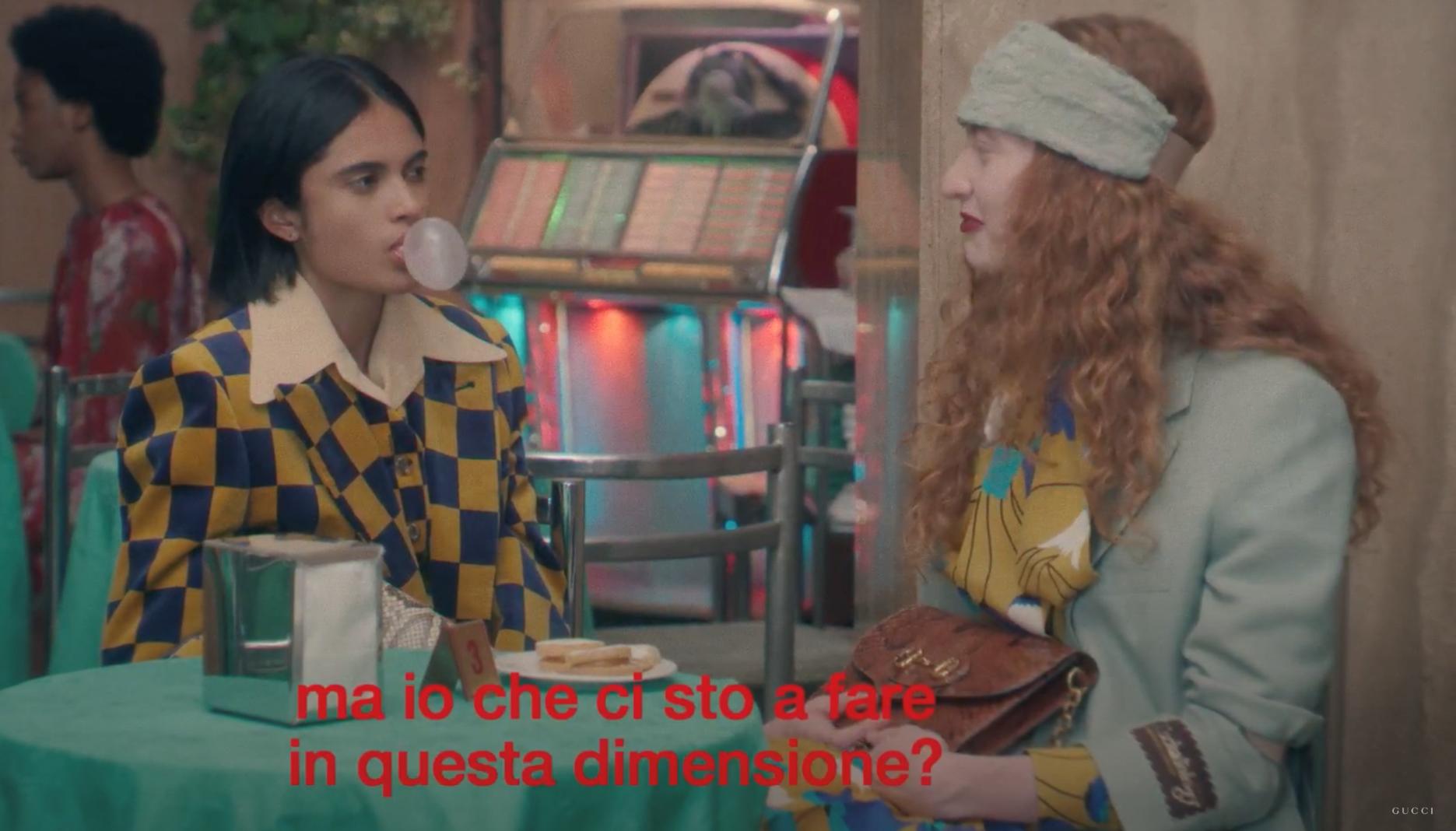 """Gus Van Sant per la nuova """"serie"""" di Gucci, si svela la nuova collezione di Alessandro Michele"""