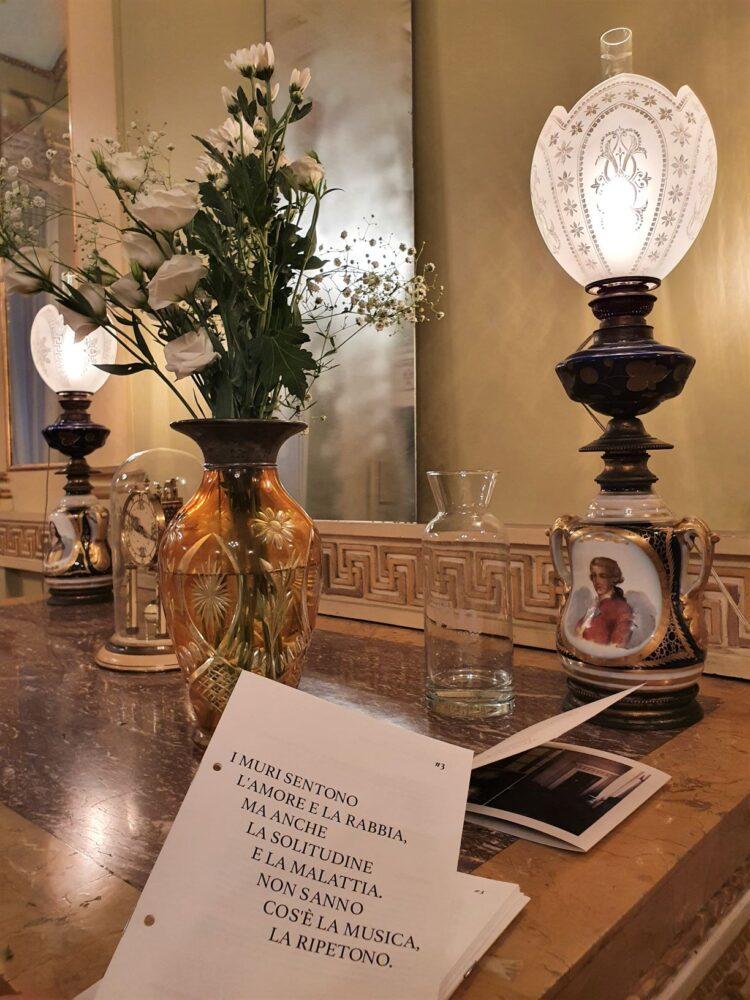 Karussell, Giovanni Oberti a Palazzo Brancadoro, Fermo