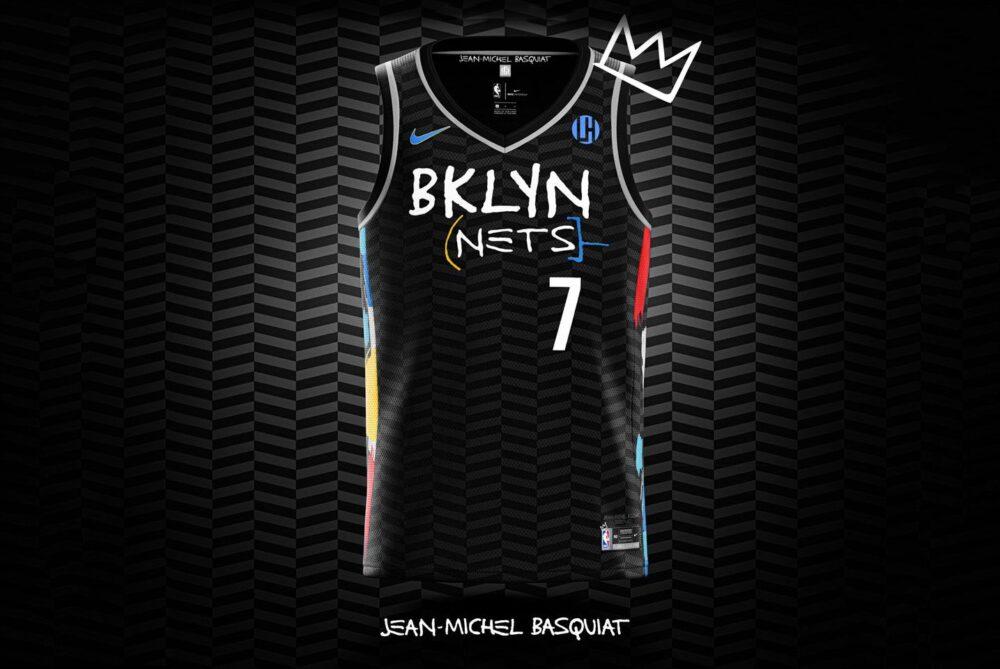 Brooklyn Nets city edition 20/2021