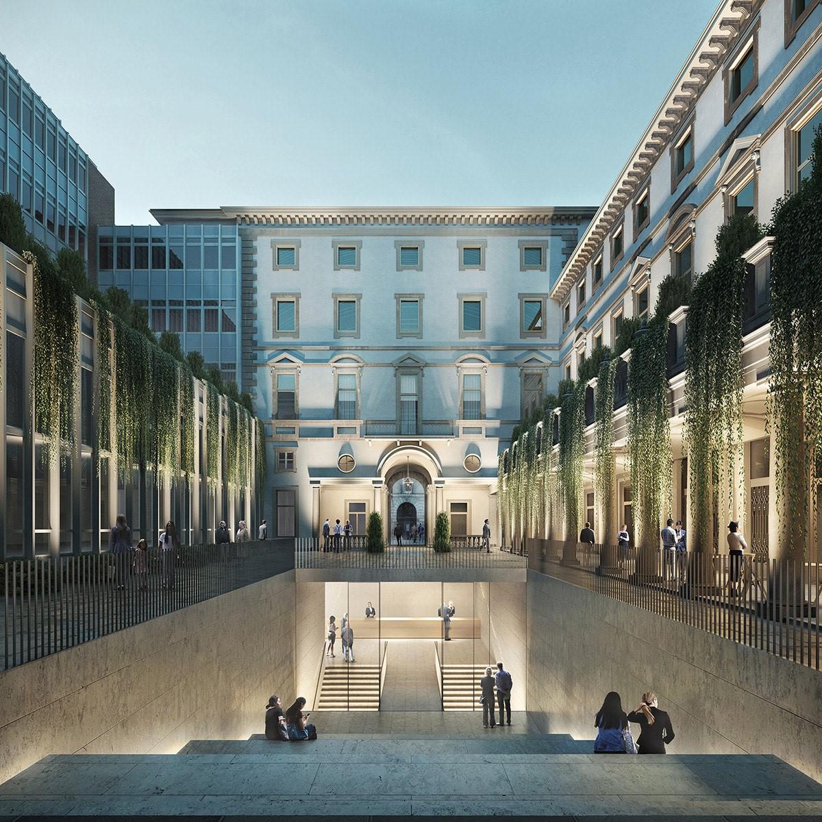 La nuova sede di Gallerie d'Italia in arrivo a Torino. Sarà il polo dedicato alla fotografia
