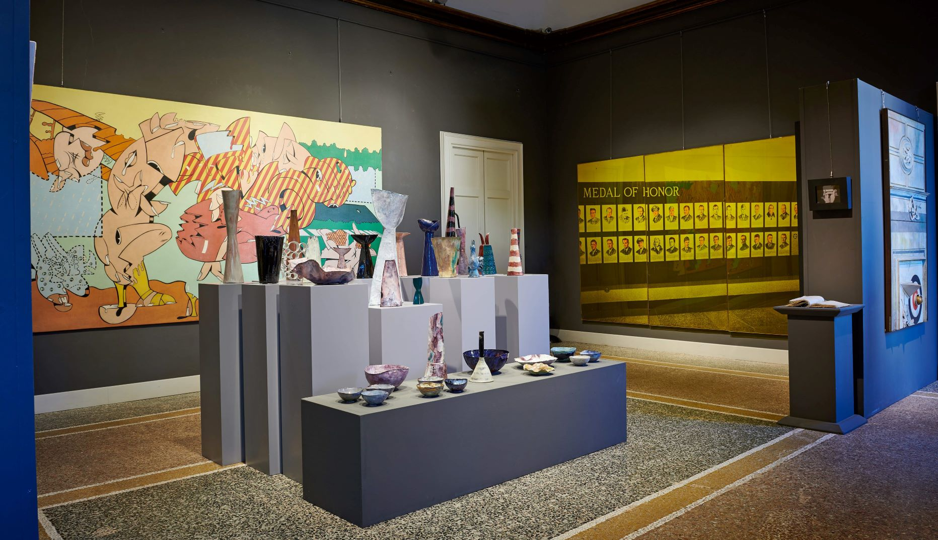 Ecco la Contemporary di Sotheby's a Milano. Da Boccioni a Calder, le foto delle opere in asta fino al 26