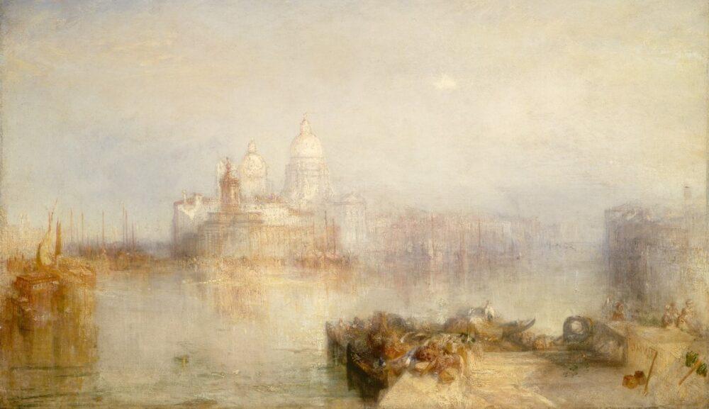 John Ruskin, Bacino di San Marco