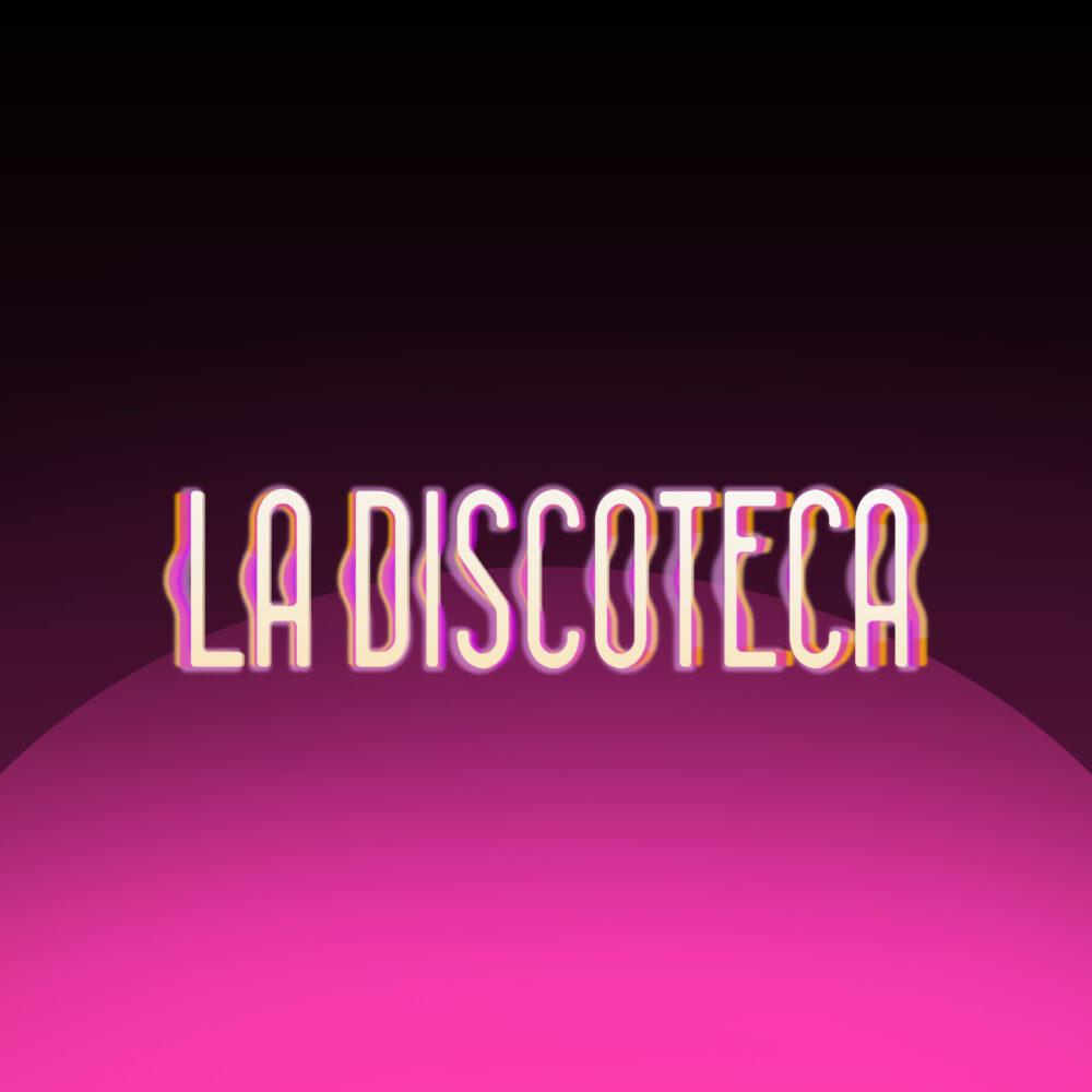 La discoteca (logo) - Courtesy l'artista