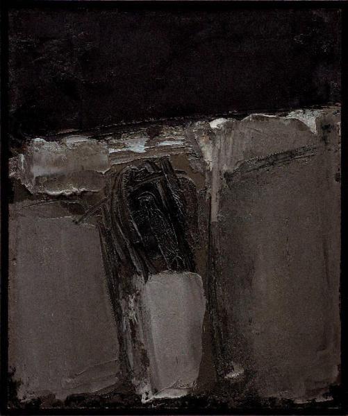 William Congdon, Cristo crocifisso
