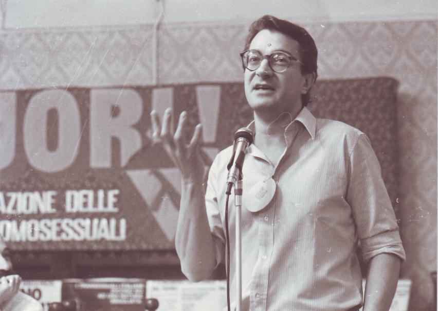 Online la storia di FUORI!, la prima rivista di liberazione omosessuale in Italia