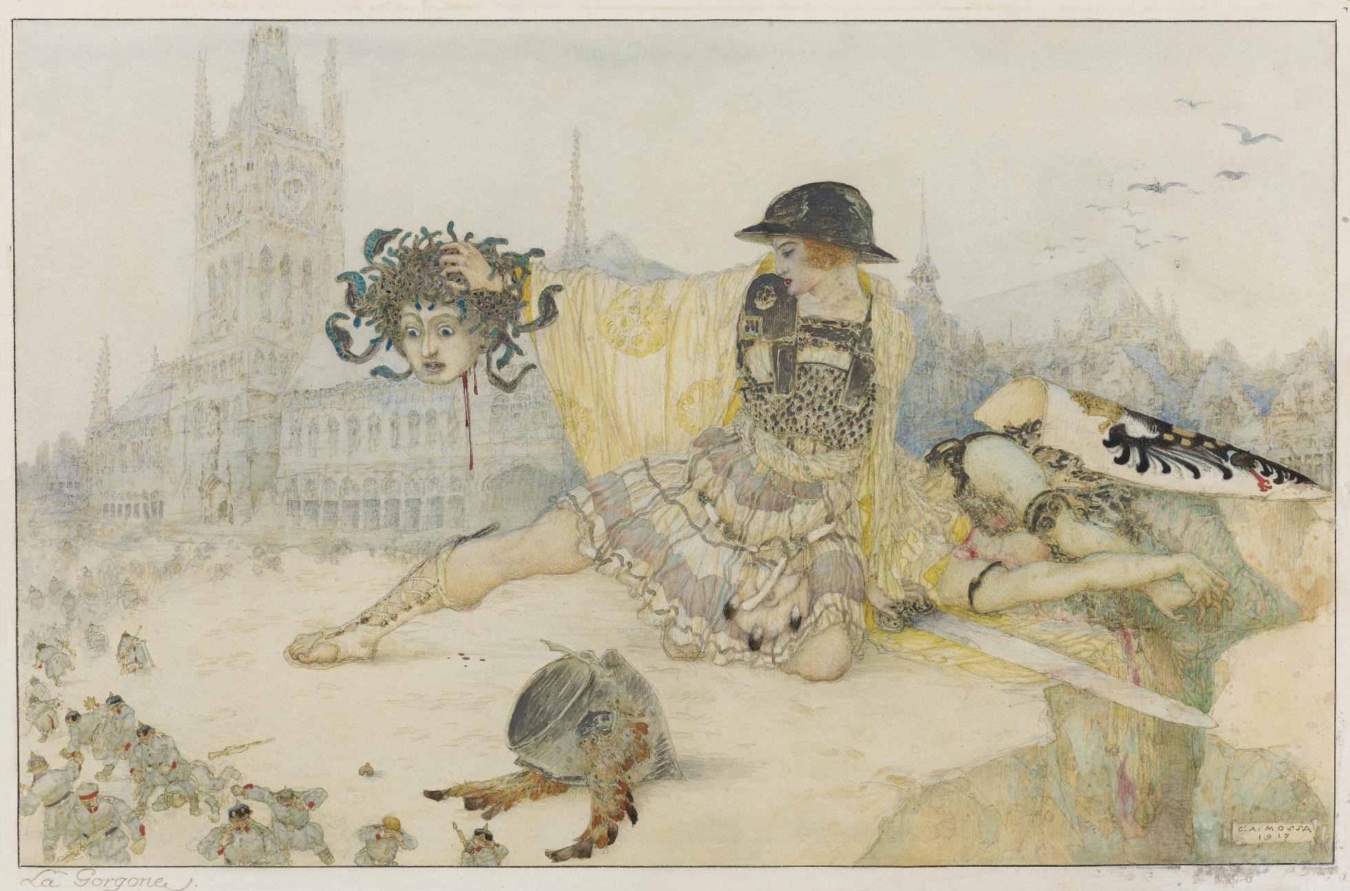 Gustav-Adolf Mossa, l'ultimo dei Simbolisti