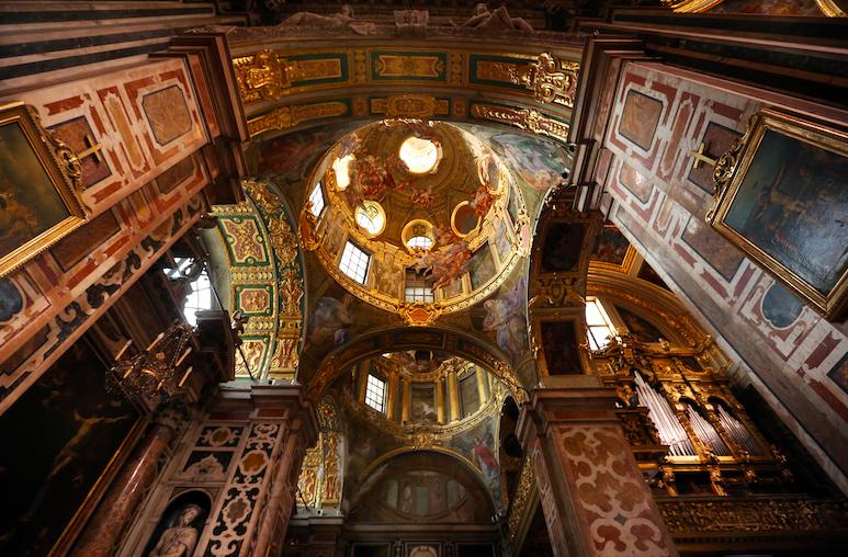 La magnificenza dei Palazzi dei Rolli di Genova in un viaggio virtuale per Natale