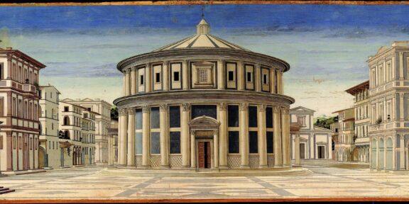 Città Ideale, Galleria Nazionale delle Marche, Urbino