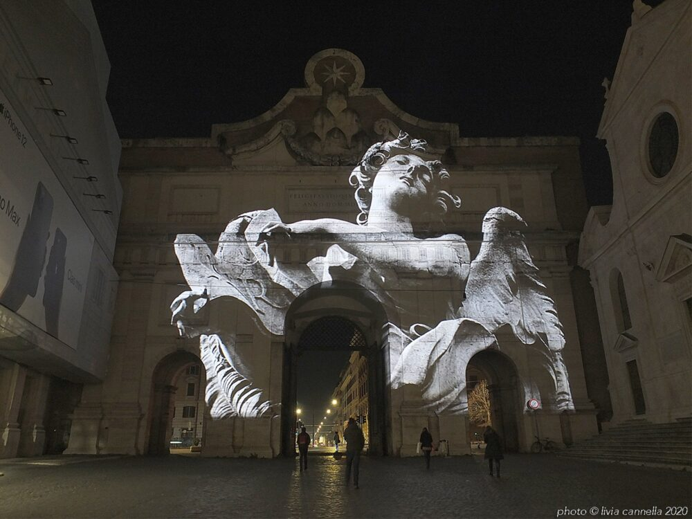 luci Roma