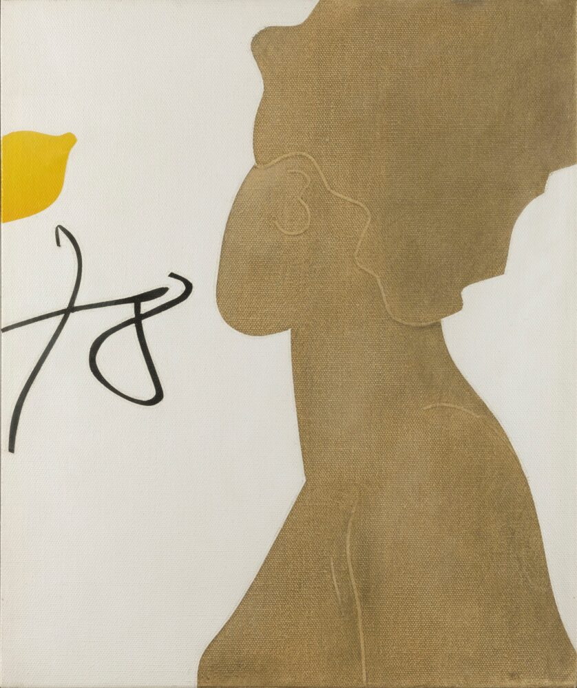 Emilio Tadini, Omaggio a Egon Schiele, 1978