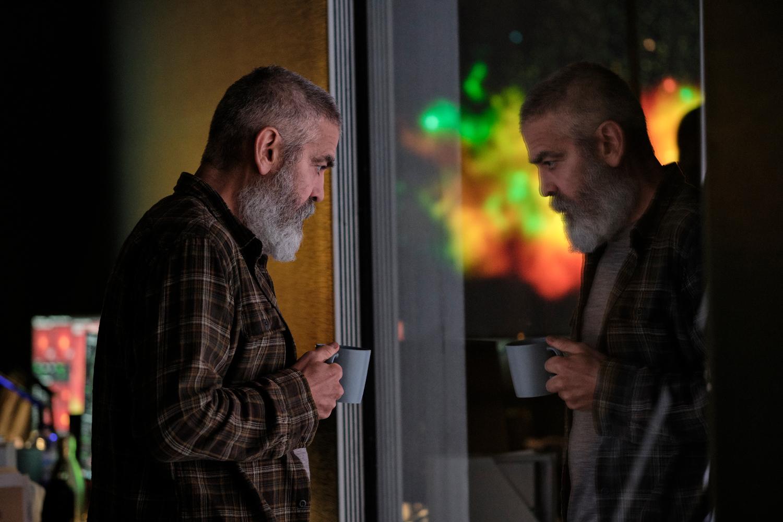 George Clooney e il suo nuovo film per Netflix, nell'intervista di Fabio Fazio su Rai3