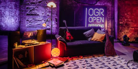 OGR Open Sessions. Foto Credits Luigi De Palma