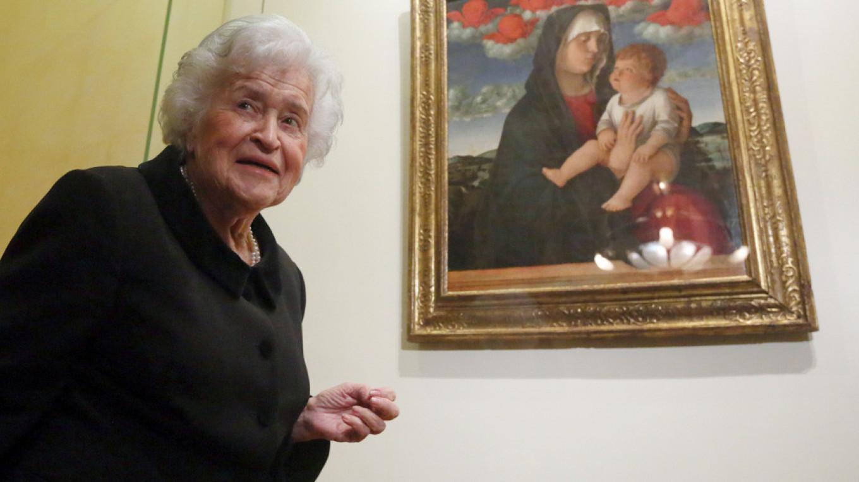 Morta a 98 anni per Covid Irina Antonova, per 52 anni direttrice del Museo Pushkin di Mosca