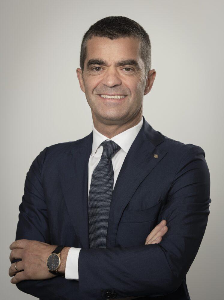 Ivano D'Andrea, Amministratore Delegato di WopArt Executive Sagl, la società organizzatrice della Fiera a Lugano