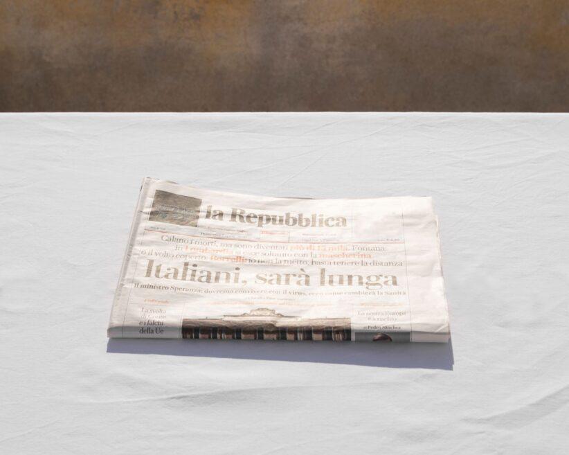 Jacopo Valentini - SuperLunare (La Repubblica), 2020 OK