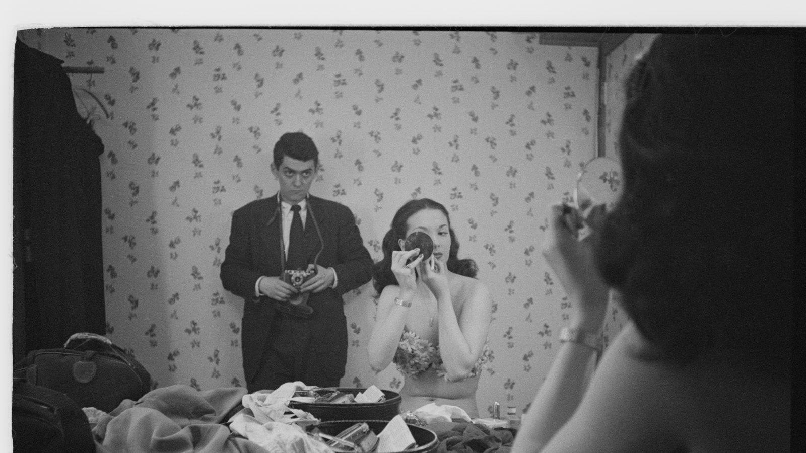 Kubrick fotoreporter: il lato nascosto del regista americano
