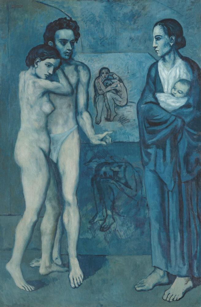 Pablo Picasso, La vita