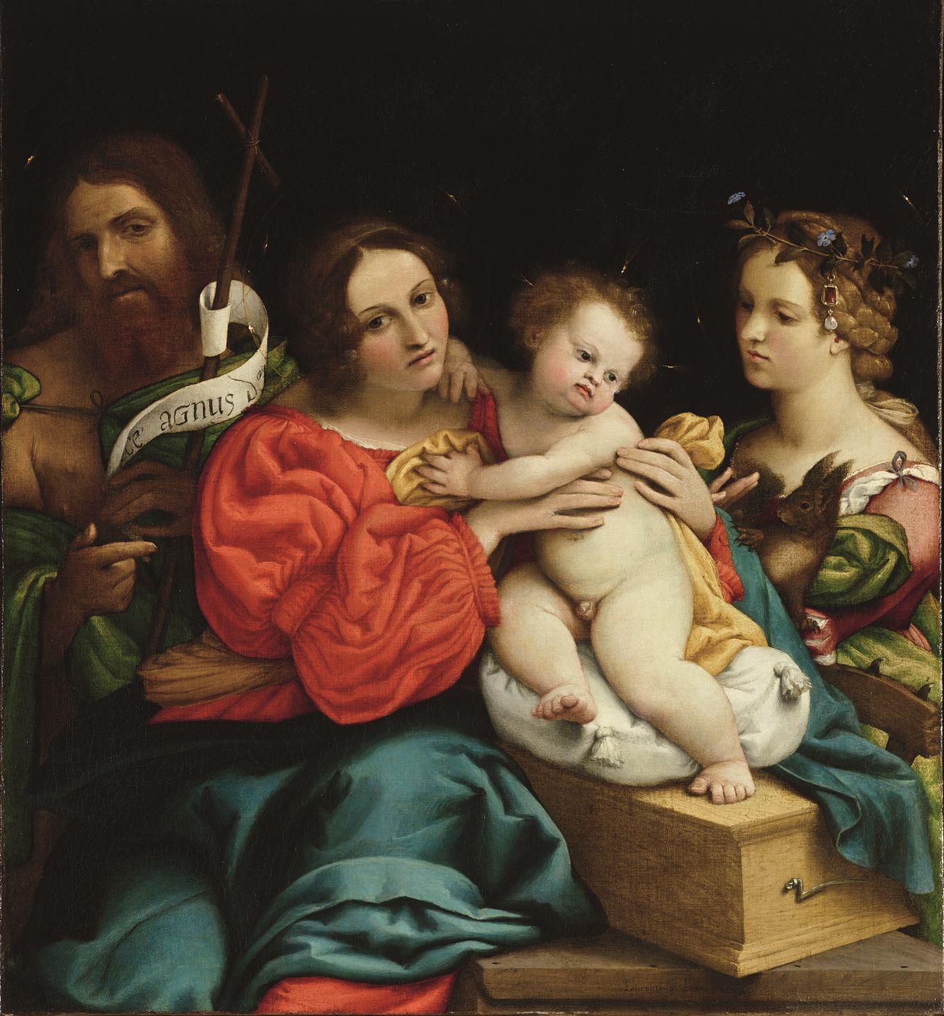 Giovanni Frangi legge Lorenzo Lotto in un polittico contemporaneo. A Lecco in scena qualcosa di più che una mostra, intervista