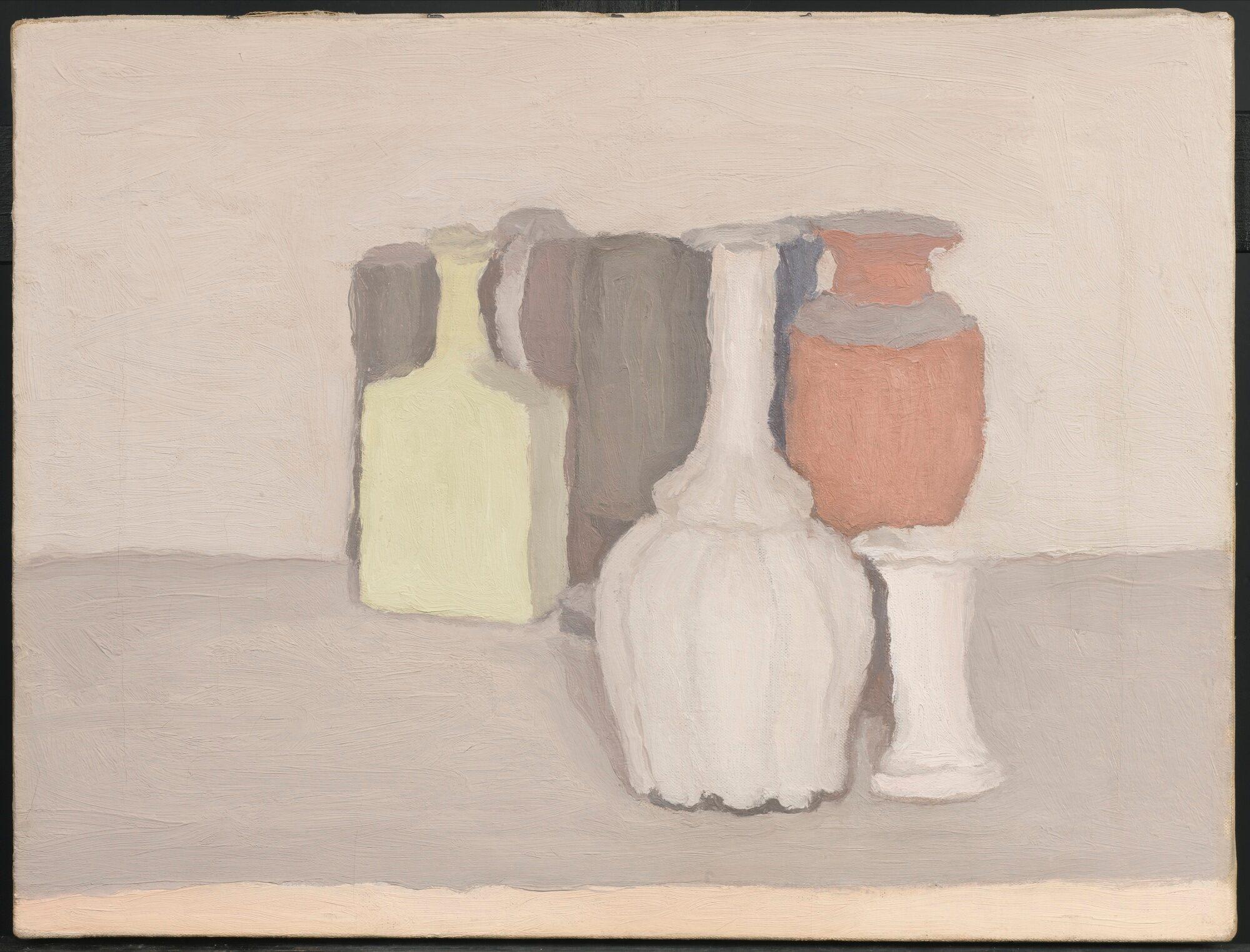 RE-COLLECTING: al MAMbo un focus sulla pittura tonale di Giorgio Morandi