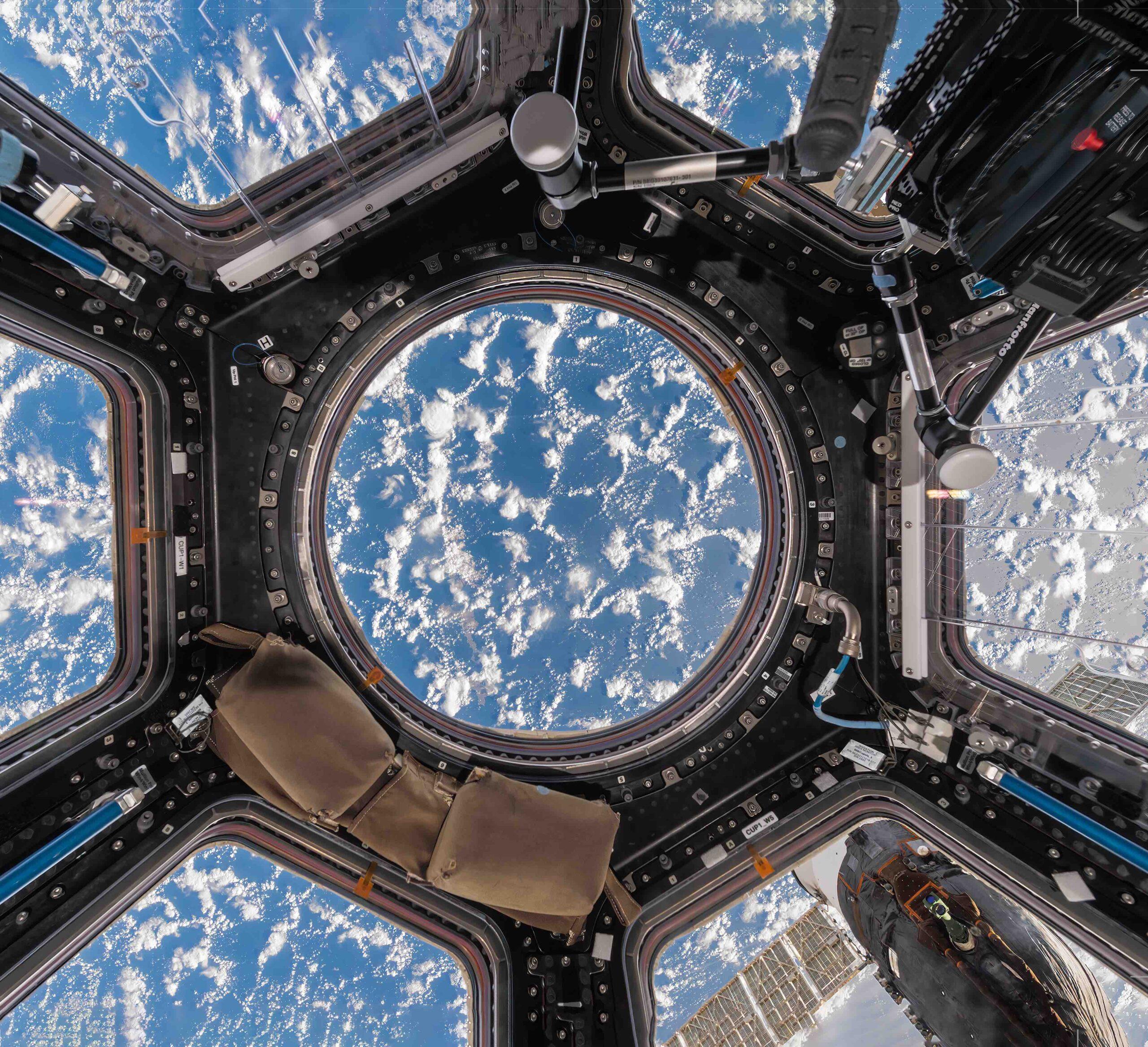 Interior Space. Fotografie di Paolo Nespoli e Roland Miller