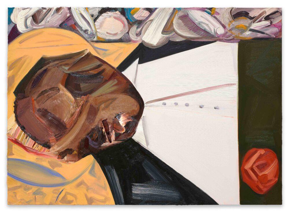 Open Casket, di Dana Schutz