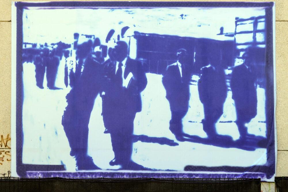 Andrea Abbatangelo, dal progetto Prospettive: Visioni della città tra memoria e futuro, Calderara di Reno (Bo), 2020
