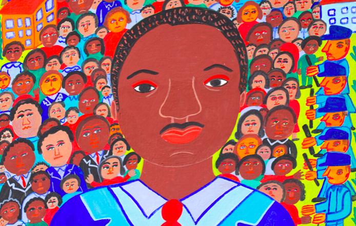 Shared Dreams. Malcah Zeldis racconta l'America di Martin Luther King Jr.