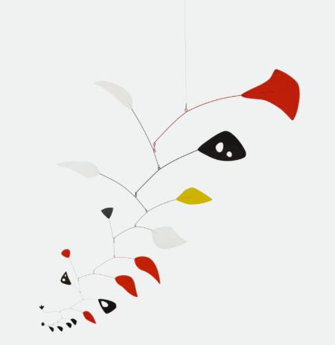 Sotheby's Impressionist Modern Contemporary 8 dicembre Alexander Calder, Mariposa