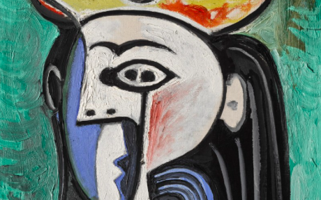 Sotheby's Impressionist Modern Contemporary 8 dicembre Pablo Picasso, Buste de femme assise