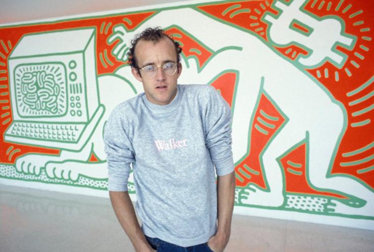 Cercasi Haring disperatamente, una guida sulle tracce di Keith Haring
