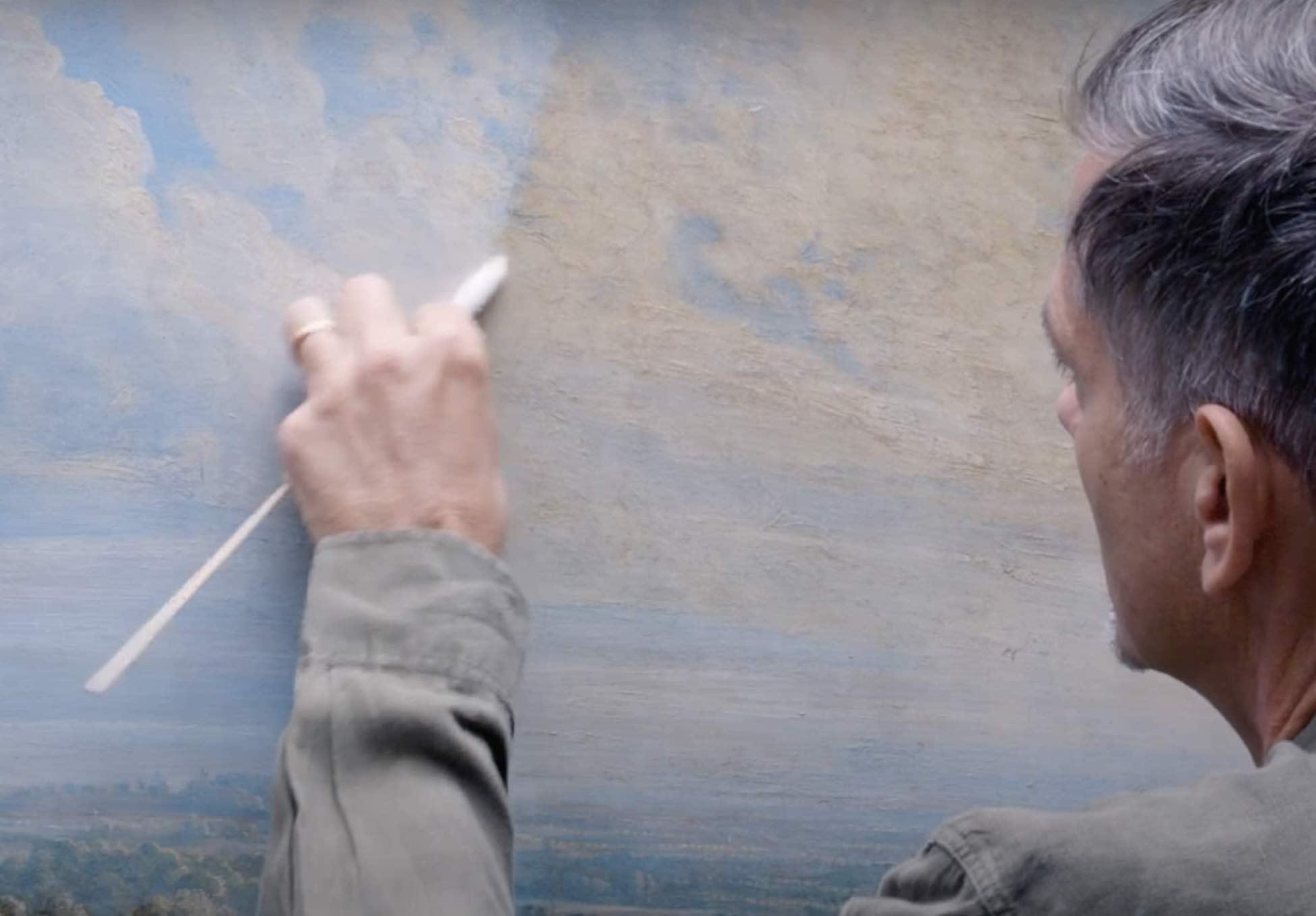 Restaurare un'opera di Rubens: il dietro le quinte alla National Gallery