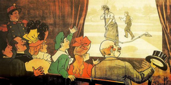 cinema fratelli Lumière
