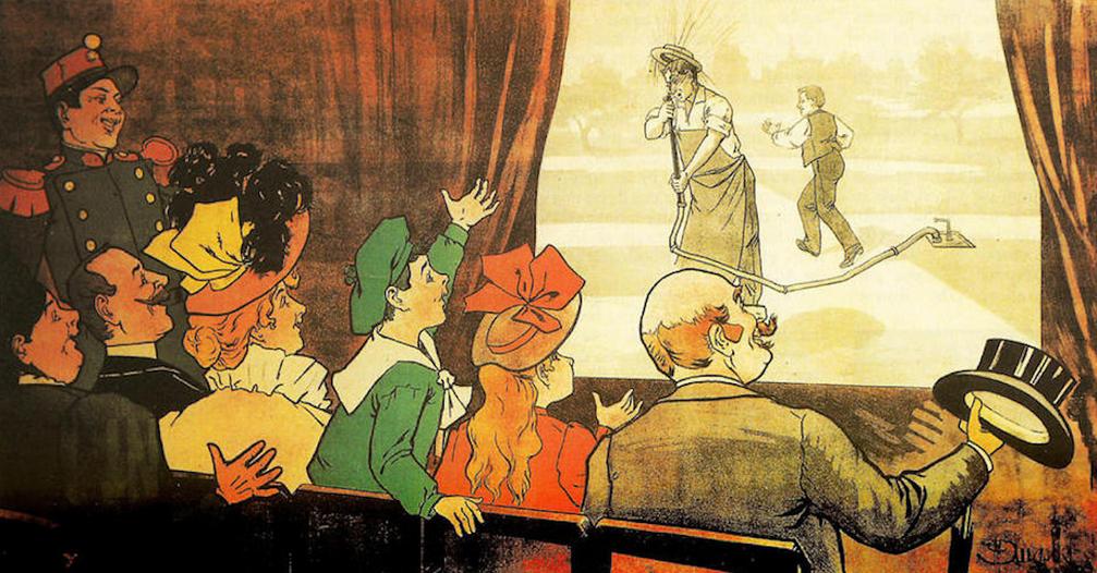125 anni di cinema! Il 28 dicembre 1895 a Parigi nasceva il cinema