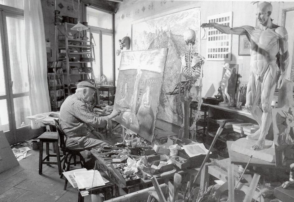 Gli Archivi d'Artista si raccontano in un ciclo di incontri a partire da gennaio