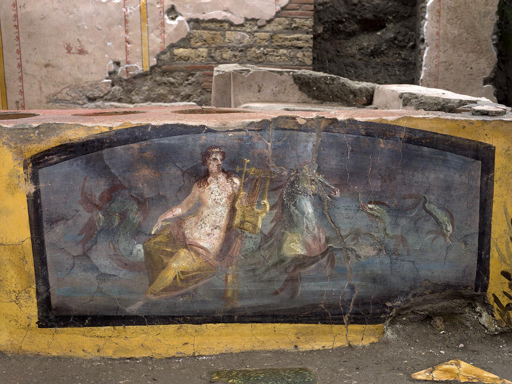 """""""Pompei ultima scoperta"""": in prima serata RAI 2 un viaggio esclusivo per rivivere le ultime ore di Pompei"""
