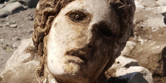 Testo Dioniso ritrovata